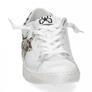 2Star 2622 sneaker low bianco maculato beige-2