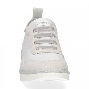 Panchic P05W nylon suede white-3
