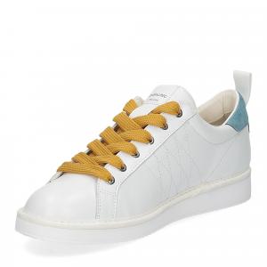 Panchic P01M leather white niagara soleil-4