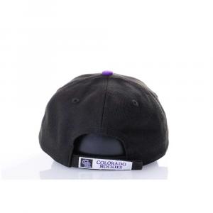 New Era Cappello Colorado Rockies Black Unisex