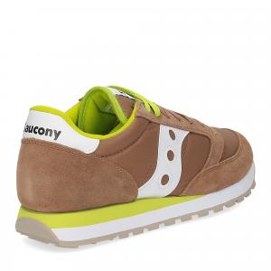 Saucony Jazz Original brown green-3