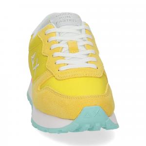 Sun68 Ally solid nylon giallo-3