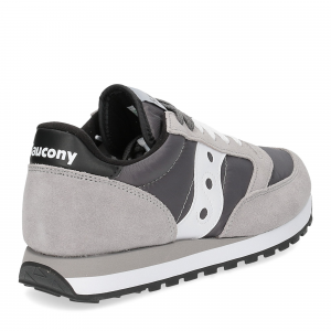 Saucony Jazz Original dark grey white-5