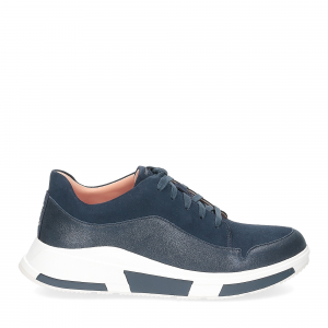 Fitflop Freya sneakers midnight navy-2