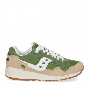 Saucony Shadow 5000 green brown-2