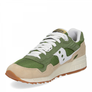 Saucony Shadow 5000 green brown-4