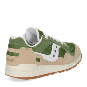 Saucony Shadow 5000 green brown-5