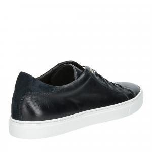 Corvari sneaker 9650 blu-4