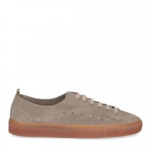 Griffi's sneaker 1097 camoscio taupe-2