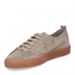 Griffi's sneaker 1097 camoscio taupe-4