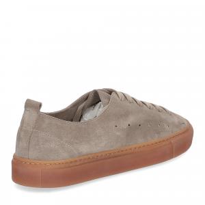 Griffi's sneaker 1097 camoscio taupe-5