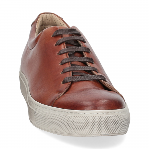 Griffi's sneaker 732 pelle cuoio-3