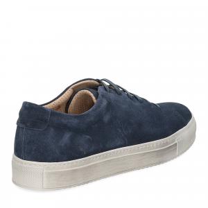 Griffi's sneaker 732 camoscio blu-2