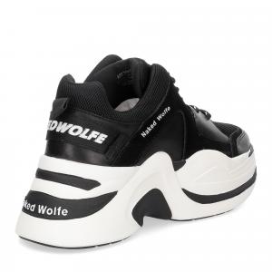 Naked Wolfe Track Black White-5