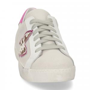 Il laccio sneaker velour-2