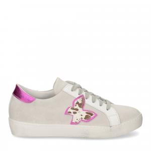 Il laccio sneaker velour-3