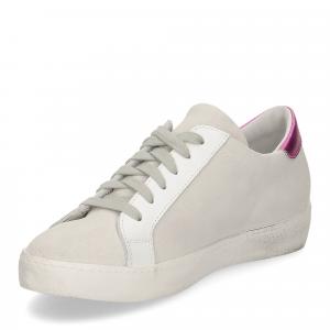 Il laccio sneaker velour-4