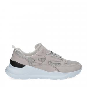 D.a.t.e. Fuga sneaker nabuk gray-2