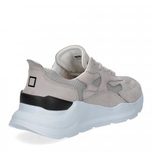 D.a.t.e. Fuga sneaker nabuk gray-5