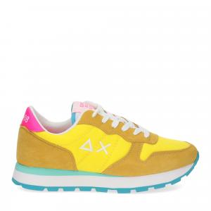 SUN68 sneaker Ally solid giallo-2