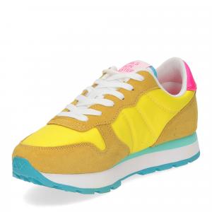 SUN68 sneaker Ally solid giallo-4