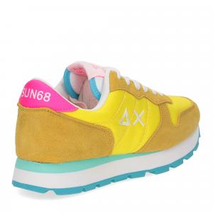 SUN68 sneaker Ally solid giallo-5