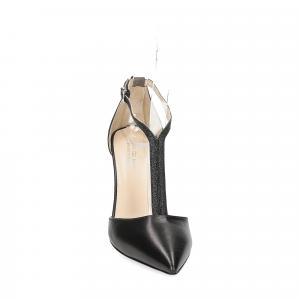 Anna De Bray sandaliera nera-2
