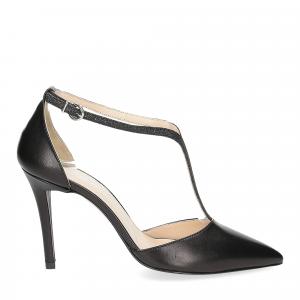 Anna De Bray sandaliera nera-3