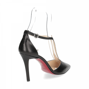 Anna De Bray sandaliera nera-5