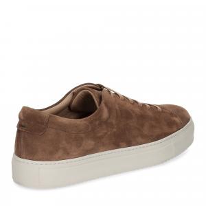 Griffi's sneaker camoscio noce-5