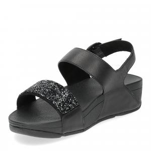 Fitflop Sparklie Crystal Sandal black-4