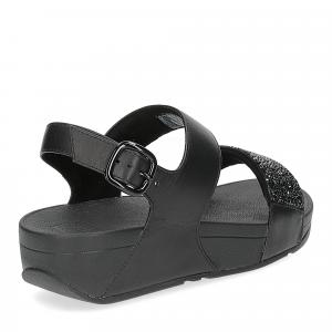 Fitflop Sparklie Crystal Sandal black-5