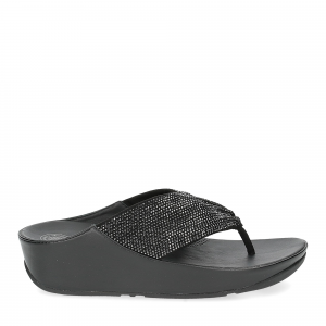 Fitflop Twiss Crystal Black-1
