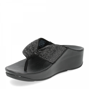 Fitflop Twiss Crystal Black-4