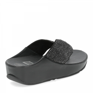Fitflop Twiss Crystal Black-5