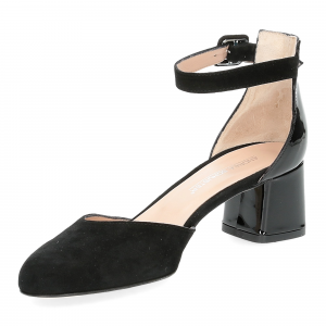 Andrea schuster sandaliera camoscio nero-4
