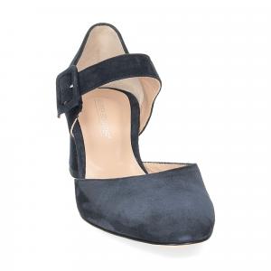 Andrea schuster sandaliera camoscio blu 5cm-3