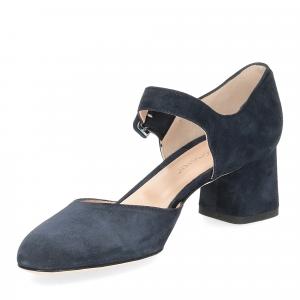 Andrea schuster sandaliera camoscio blu 5cm-4