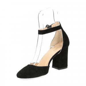 Il laccio sandaliera nera-3