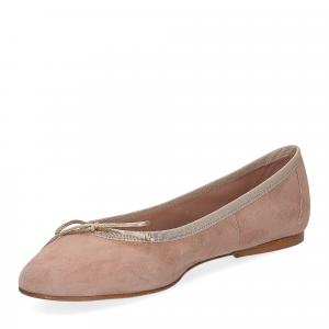Micina Ballerina G700SF camoscio rosa-3