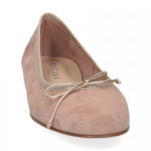 Micina Ballerina G700SF camoscio rosa-4