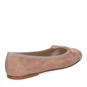 Micina Ballerina G700SF camoscio rosa-5