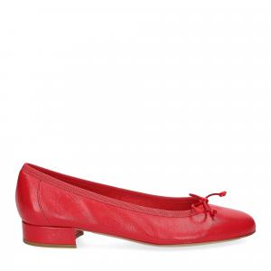 Micina Ballerina L1010SF nappa rossa-2