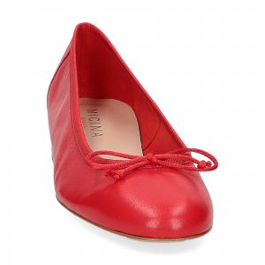 Micina Ballerina L1010SF nappa rossa-3