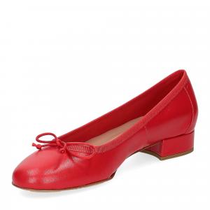 Micina Ballerina L1010SF nappa rossa-4