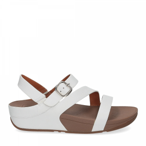 Fitflop the skinny z cross sandals urban white-1