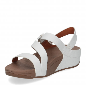 Fitflop the skinny z cross sandals urban white-4