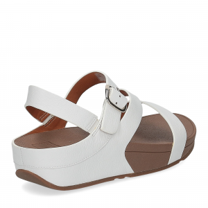 Fitflop the skinny z cross sandals urban white-5