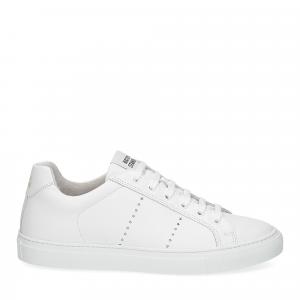 National Standard Sneaker white monochrom-2