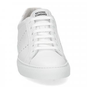 National Standard Sneaker white monochrom-3